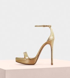 Cindy 130 Watersnake Metal Oro