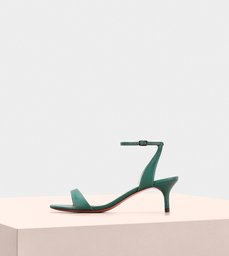 Willow Kitten Heel 50 Nappa Forest