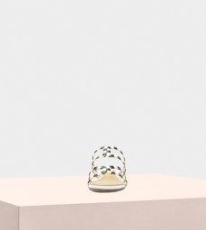 Mena Sandal 30 White