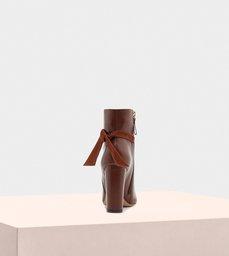Clarita Pointed Boot 90 Rum