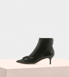 Vicky Boot 50 Nappa Black