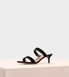 Leblon Kitten 50 Suede Black