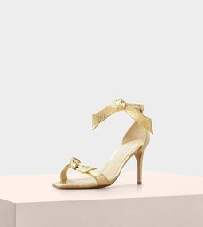 Clarita 75 Watersnake Metal Oro