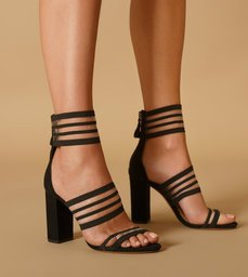 Shadow Sandal 60 Block Black
