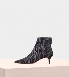 Ankle Boot 50 Pony Solero Cement