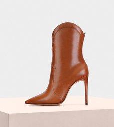 Esther Boot 100 Roman Leather Cognac