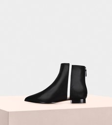 Ankle Boot Baby Calf Black