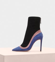 Lore Boot 100 Suede Night Sky