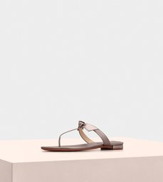 Clarita Naked Flat Kid Soft Metal Luna
