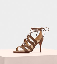 Lacey 75  Suede Toffe