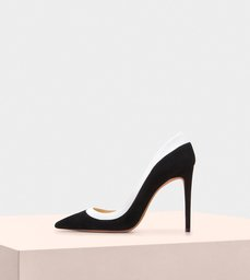 Wavee Pump 100 Suede Black