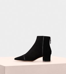 Adeline Boot 60 Vitello Black