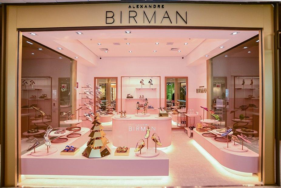 loja Alexandre Birman